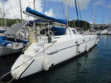 Fountaine Pajot Belize43 Maestro : En marina